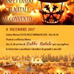 8 DICEMBRE - - NATALE AL CONVENTO 2017