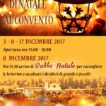 MERCATINO DI NATALE AL CONVENTO 2017